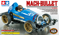 Tamiya Mini 4WD JR Mach-Bullet - VS Chassis