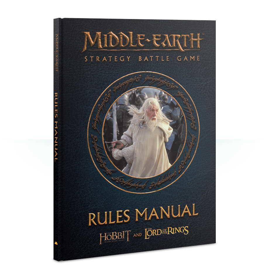 Lord of the Rings: Middle-Earth SBG Rules Manual image