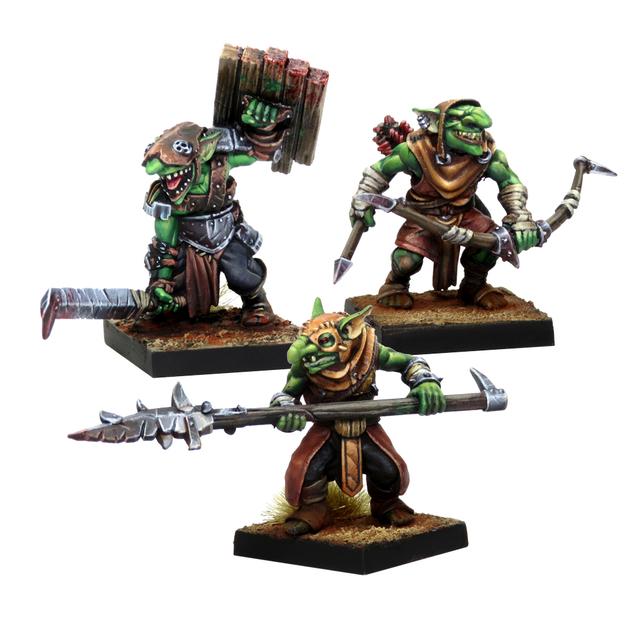 Kings of War Vanguard: Goblin Reinforcement Pack