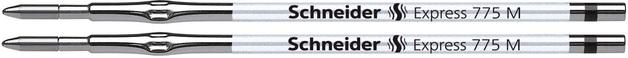 Schneider: Express 775 Ballpoint Refill - Black (M)