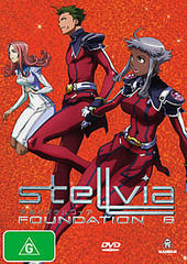 Stellvia - Foundation 6 on DVD