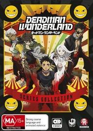 Deadman Wonderland Series Collection on DVD
