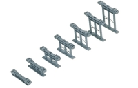 Inclined Piers - 00 Gauge