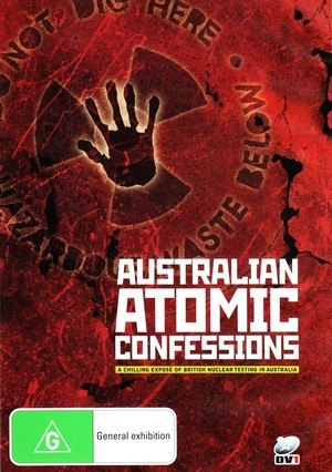 Australian Atomic Confessions on DVD