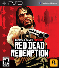 Red Dead Redemption (ex display) for PS3