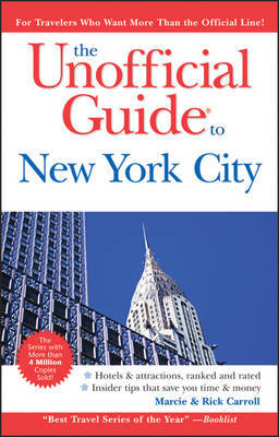 The Unofficial Guide to New York City by Eve Zibart image