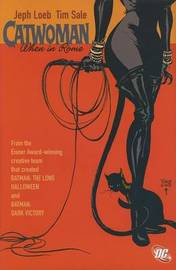 Catwoman When in Rome by J.Loeb image