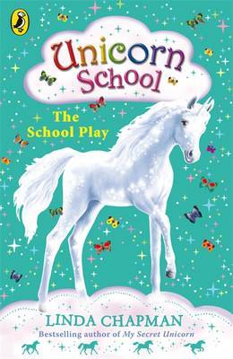 The School Play by Linda Chapman image