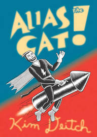 Alias the Cat by Kim Deitch image