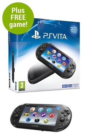 Playstation Vita Slim 2000 (Wi-Fi) for Vita