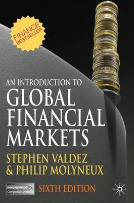 An Introduction to Global Financial Markets by Stephen Valdez image