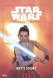 Rey's Story by Elizabeth Schaefer