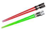 Star Wars: Lightsaber Chopstick Battle Twin-Pack image