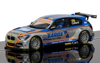 Scalextric: DPR BTCC BMW 125 Series 1 Rob Collard #100 - Slot Car
