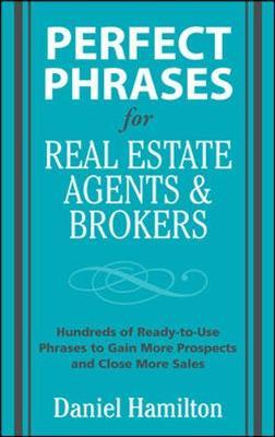 Perfect Phrases for Real Estate Agents & Brokers image