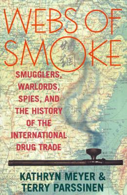 Webs of Smoke by Kathryn Meyer image