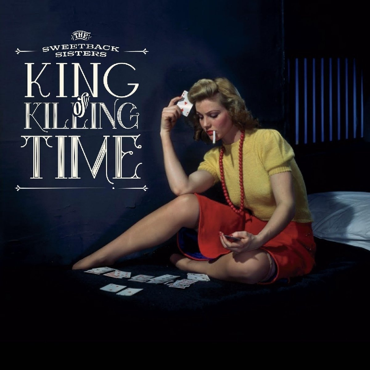 King of Killing Time by Sweetback Sisters image