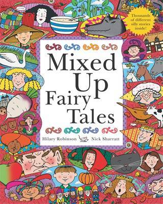 Mixed Up Fairy Tales by Hilary Robinson image