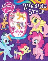 My Little Pony: Winning Style - Stories, Activites, and Tattoos