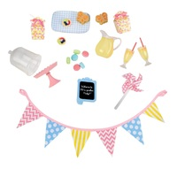 Our Generation: Home Accessory Set - Garden Party