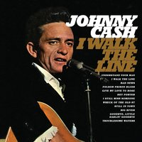 I Walk The Line (LP) by Johnny Cash
