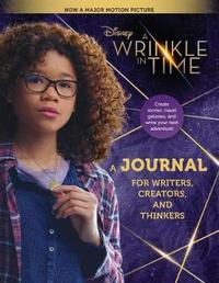 A Wrinkle in Time: A Journal for Writers, Creators, and Thinkers by Disney
