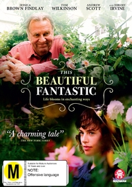 This Beautiful Fantastic on DVD image