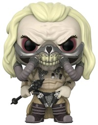 Mad Max: Fury Road - Immortan Joe Pop! Vinyl Figure (with a chance for a Chase version!) image