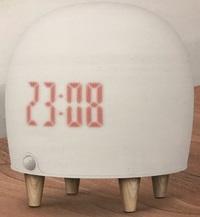 Grubby Night Light & Clock Alarm