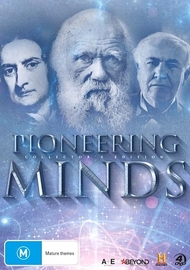 Pioneering Minds Collector's Edition on DVD