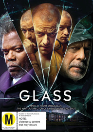 Glass on Blu-ray image