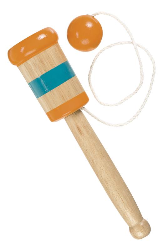 Toysmith: Neato - Wooden Catch Ball
