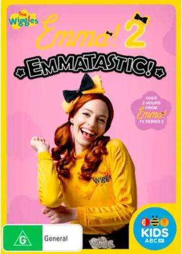 The Wiggles: Emma! - Season Two, Volume 1 on DVD