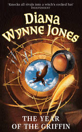 The Year of the Griffin by Diana Wynne Jones image
