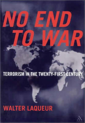 No End to War by Walter Laqueur image