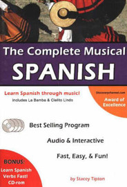 Complete Musical Spanish Set: Learn Spanish Through Music! image