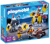 Playmobil - Lion Knights Troop (4871)