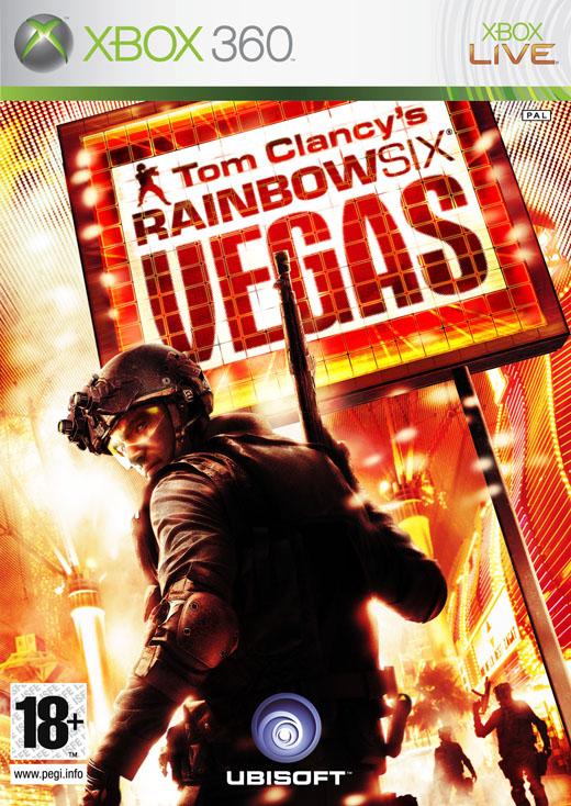 Tom Clancy's Rainbow Six: Vegas (Classics) for Xbox 360 image