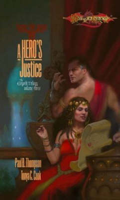 Hero's Justice by Patricia J. Thompson