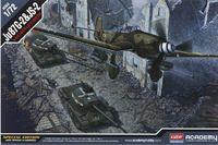 Academy 1/72 Ju 87G-2/JS-2 Limited Edition