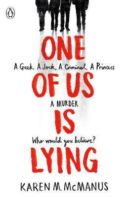 One Of Us Is Lying by Karen McManus image