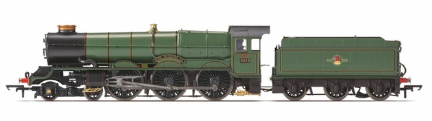 Hornby: Late BR 4-6-0 'King Richard III' 6000 Class