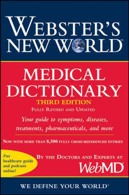 Webster's New World Medical Dictionary image