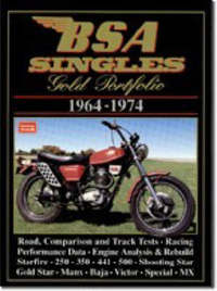 B.S.A. Singles Gold Portfolio, 1964-74 image
