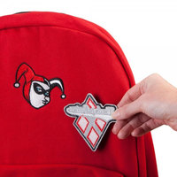 DC Comics Harley Quinn Patch It Backpack image