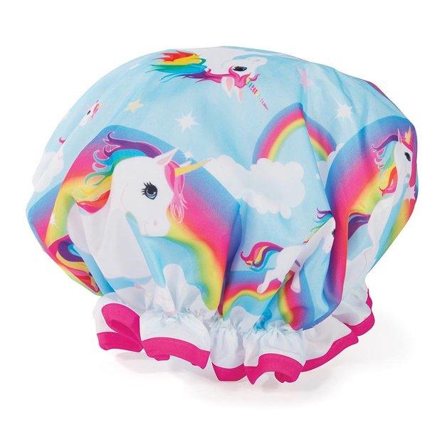 Unicorn Fantasy Shower Cap