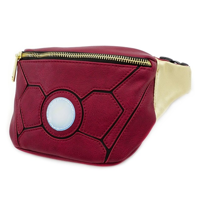 Loungefly: Iron Man - Bum Bag