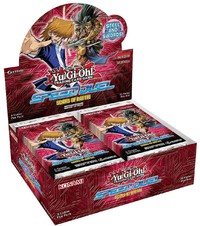 Yu-Gi-Oh! Speed Duel Scars of Battle Booster Box image