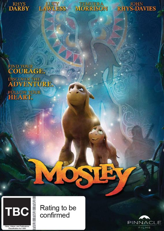 Mosley on DVD