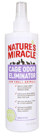 Nature's Miracle: Cage Odor Eliminator for Small Animals - 473ml image